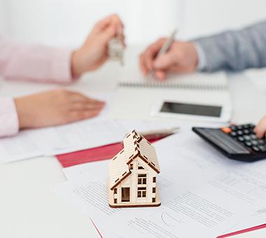 Décimo terceiro na compra de imóveis